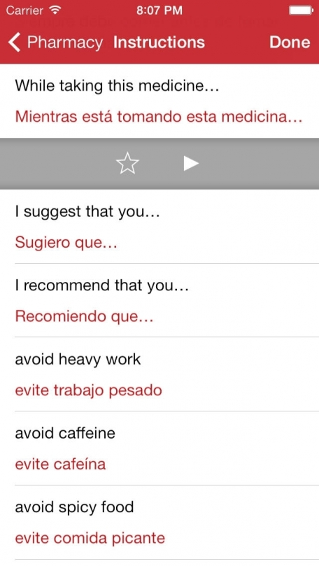 Medical Spanish: Healthcare Phrasebook with Audio