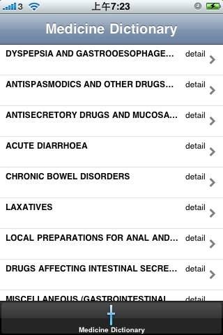 Medicine Dictionary 2010 (Student Edition)