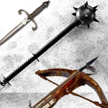 Medieval Builder Weapons