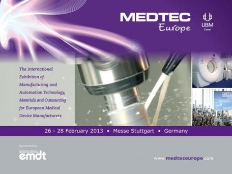 MEDTEC Europe 2013