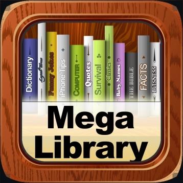Mega Library Free: 40,000 Books, 4700 Audio Books!