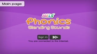 MELS Phonics Blending Sounds
