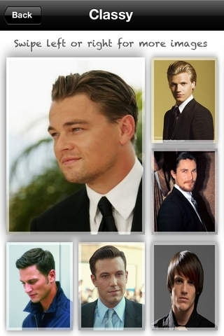 Men Hairstyles Catalog Pro