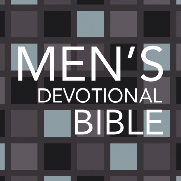 Men\'s Devotional Bible