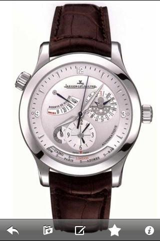 Men's Watches Catalog