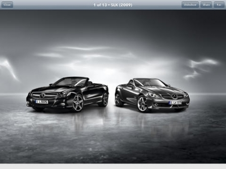 Mercedes-Benz SL & SLK Collection