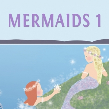 Mermaids & Fairy Dust 1 by Christiane Kerr