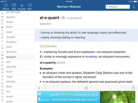 Merriam-Webster Dictionary HD