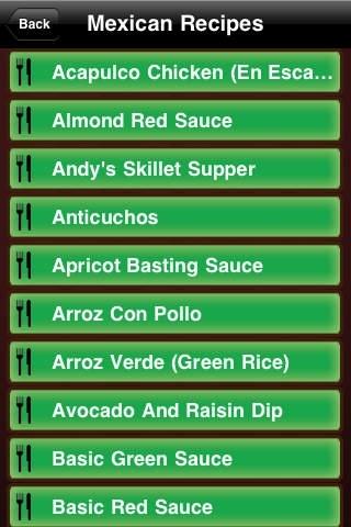 *** Mexican Recipes ***