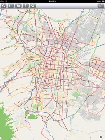 Mexico City Map Offline