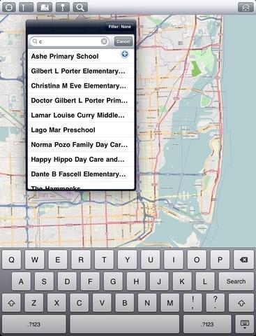 Miami Map Offline