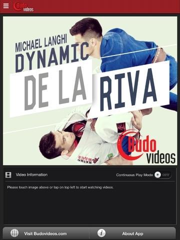 Michael Langhi Dynamic De La Riva