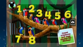 Mickey Mouse Clubhouse: Mickey's Wildlife Count Along