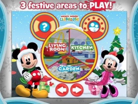 mickey mouse clubhouse paint play hd - Mickey Mouse Clubhouse Christmas