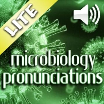 Microbiology Pronunciations Lite
