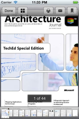 Microsoft Architecture Journal