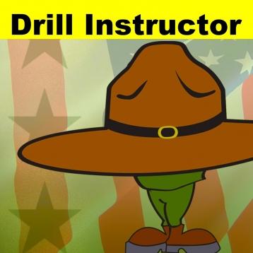 Midget Drill Instructor Comedy Ringtones