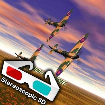 Mini-Dogfight Stereoscopic Edition