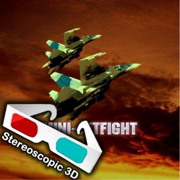 Mini-Jetfight Stereoscopic Edition