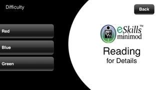 MiniMod Reading for Details