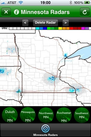 Minnesota Radars