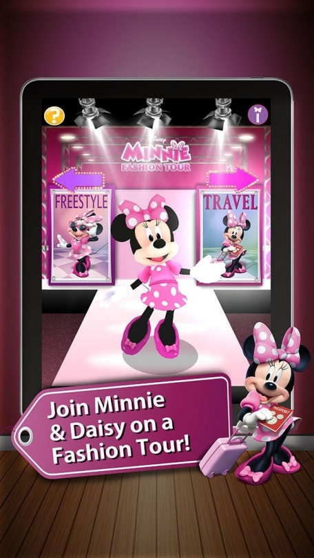 Minnie Fashion Tour