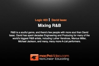 Mixing R&B by David Isaac