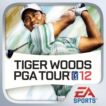 Tiger Woods PGA TOUR® 12 for iPad