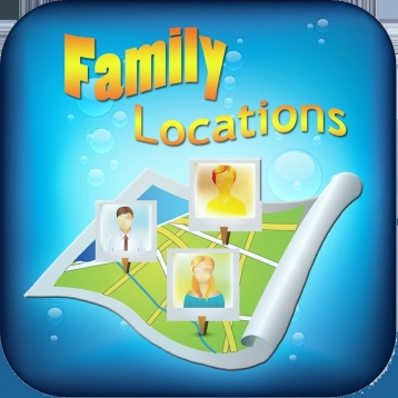 [Mobile Tracking] Family Member\'s Locations