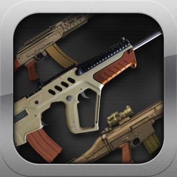 Modern Weapons Assault Rifles (Encyclopedia of Guns)