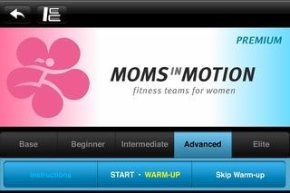 Moms In Motion Premium App
