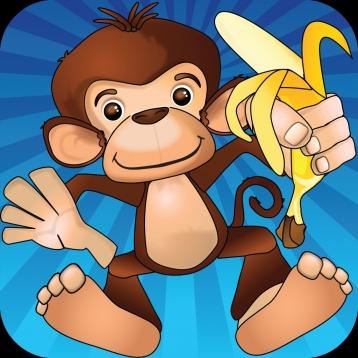 Monkey Jump - Mojo Super Fun Free Adventure Game Collecting Bananas