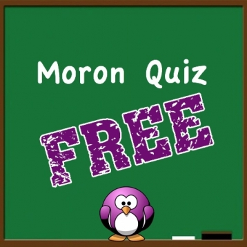 Moron Quiz Free
