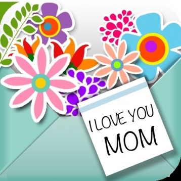Mother\'s Day Card Builder