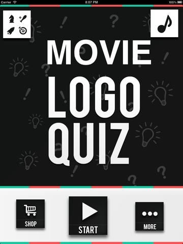 Movie Logo Quiz