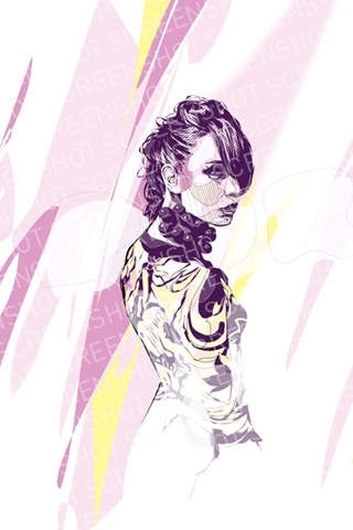 Mozak - Art for iPhone