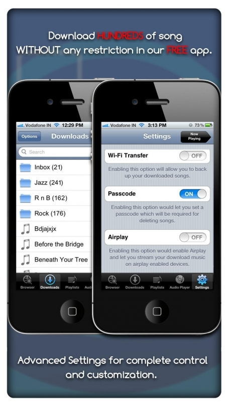 music downloader for iphone