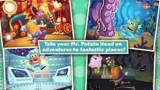 Mr. Potato Head Create & Play