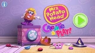 Mrs. Potato Head Create & Play