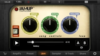 JamUp Pro XT - Multi Effects Processor