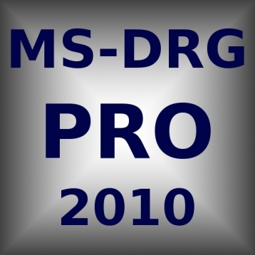 MS-DRG Pro 2010