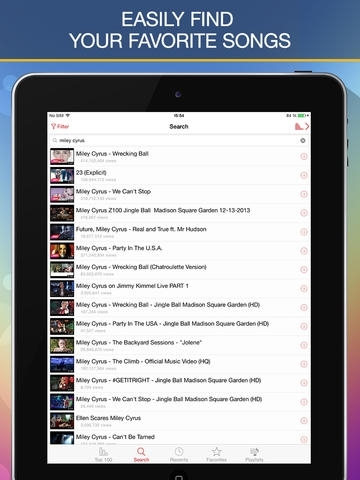 mTube - Free Music & Playlist Manager for Youtube