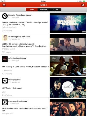 M-Tube Pro : Music Player for Youtube