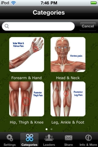 Muscle Trigger Points Doctor