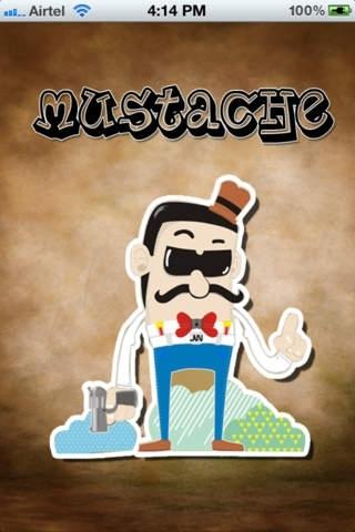 MustacheBoothFree+