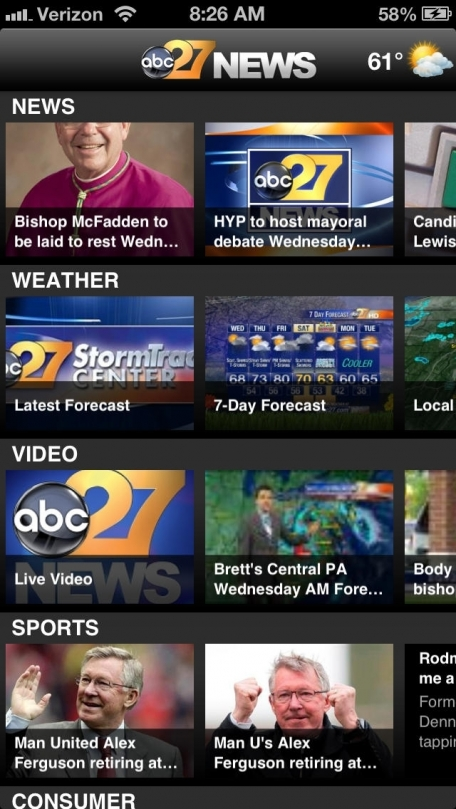 ABC27 News – Local news and weather for central Pennsylvania from WHTM-TV