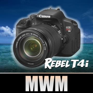 MWM Guide Canon T4i