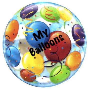 My Balloons HD Free: Pop the balloons faster you can. Free Game for kids and adults