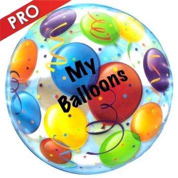My Balloons HD Pro