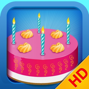 My Cake Shop HD